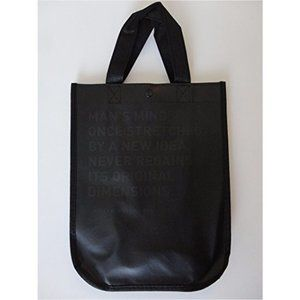 lululemon Holiday Black Edition Reusable Tote